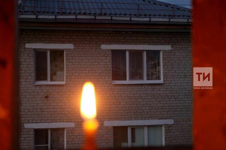 Ряд домов трех районов Казани временно останутся без света