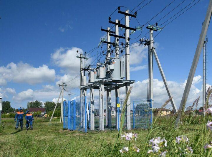 Специалисты Приволжских электрических сетей апробируют технологию для повышения напряжения в сети