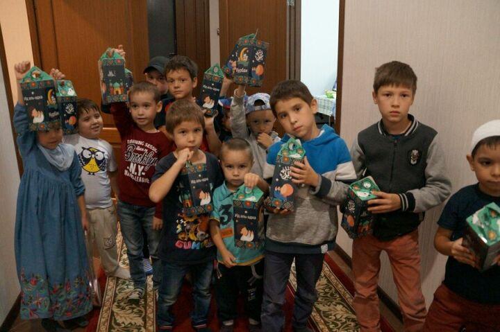 В канун Курбан-байрама фонд «Закят» провел в Казани благотворительный ифтар