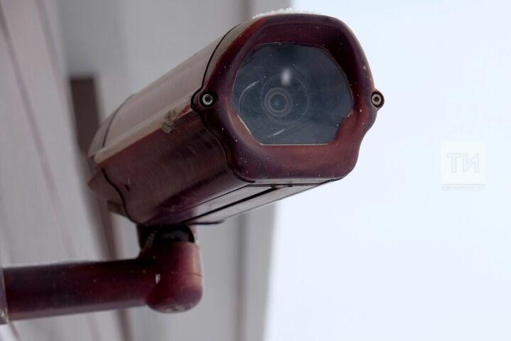 В пяти парках Казани появятся камеры видеонаблюдения