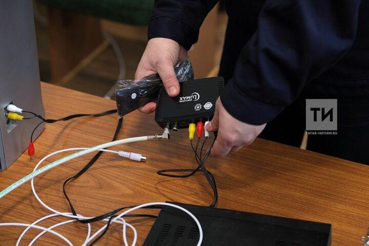 РТРС вРТ: Вгородах переход нацифровое вещание проходит сложнее, чем всельской местности