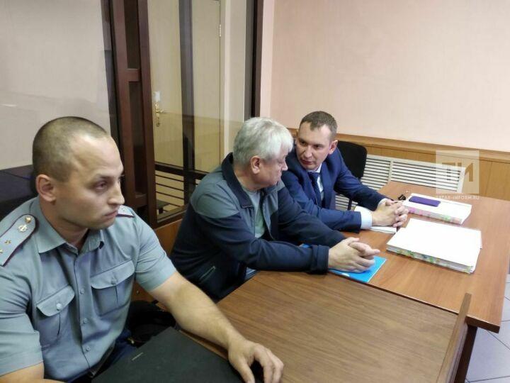 В Казани стартовал процесс над экс-главой Татфондбанка Робертом Мусиным