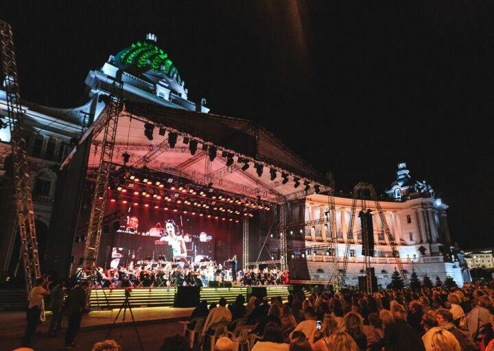 В столице Татарстана пройдет IX оперный фестиваль под открытым небом «Казанская осень»