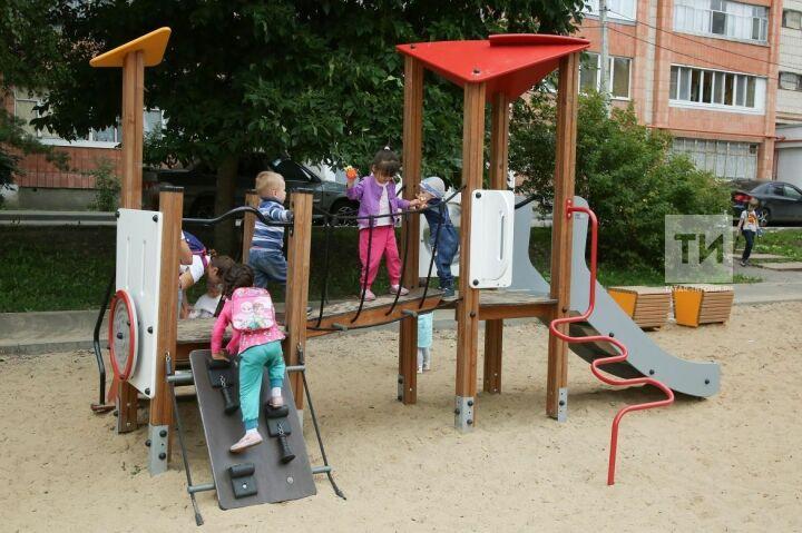 Минниханов объявил о начале программы благоустройства дворов Татарстана с бюджетом в 50 млрд рублей
