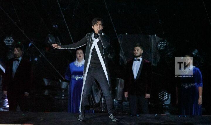 «Потрясающее выступление»: певец Димаш представил песню-посвящение Казани на закрытии WorldSkills