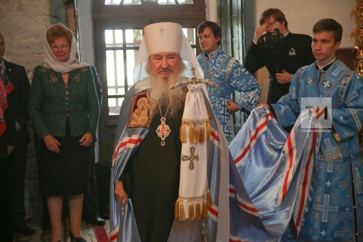 Владыка Феофан об открытии Успенского собора: «Мы вписали новую золотую страницу в историю России»
