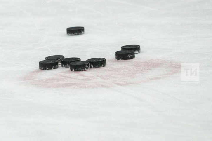 Голкипер «Ак Барса» Эмиль Гарипов о конкуренции в команде: Лёд покажет, кто будет в воротах