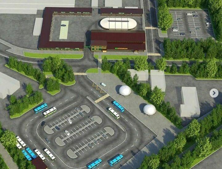 В Нижнекамске анонсировали строительство современной «зеленой» маркет-площадки