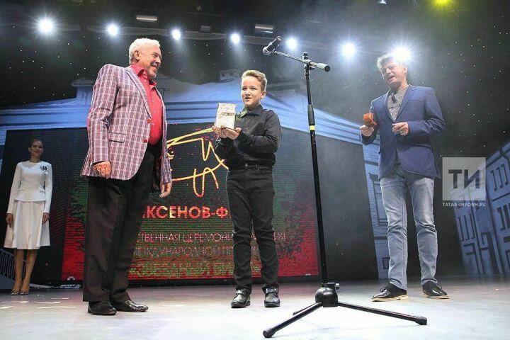 Обладателем Международной премии «Звездный билет» стал музыкант из Татарстана Рушан Крылов