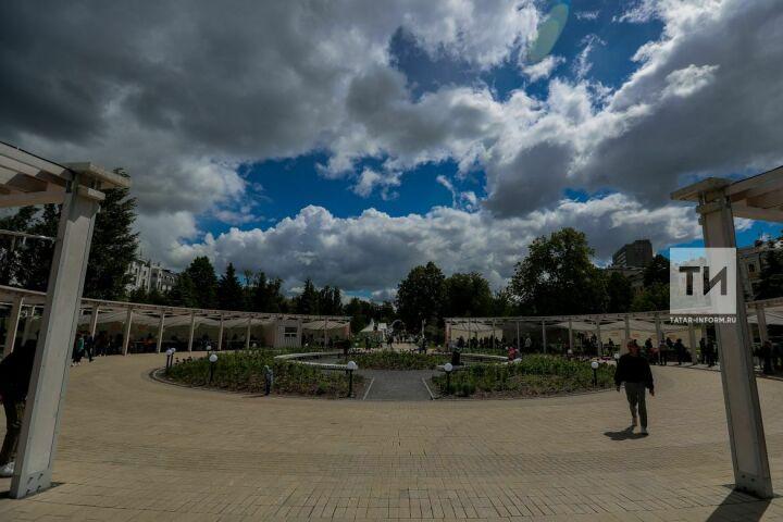 Член руководящего комитета премии Ага Хана: «Нужно наполнить жизнью парки искверы Казани»