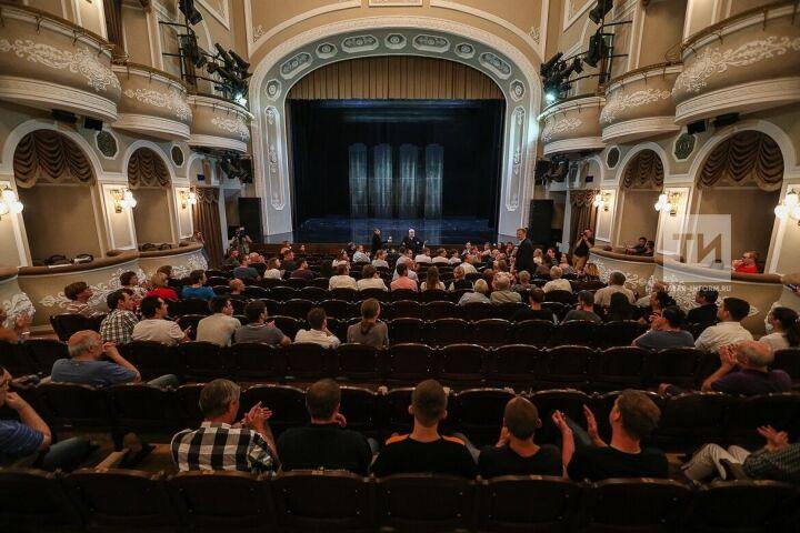 Татарстанские театры за год заработали 200 млн рублей