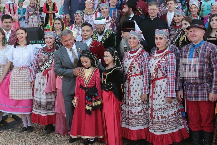 «Мозаика культур» в Казани вошла в топ событий российских выходных