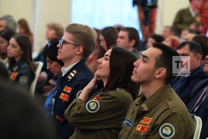 В Елабуге проходит Закамский слет студенческих отрядов РТ