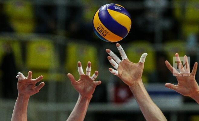 Казанский волейбольный «Зенит» вышел во второй круг Кубка России