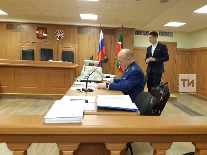 Гособвинение по делу о перестрелке в центре Казани представляет Илдус Нафиков