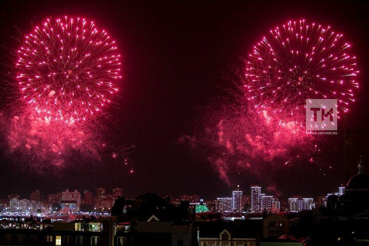 ВКазани праздничная программа вдень выборов завершится салютом
