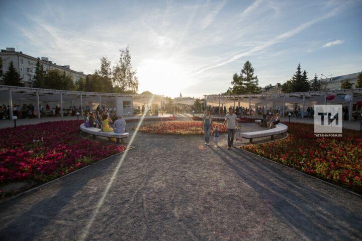 Жюри премии Ага Хана впечатлили размах иучастие населения вразвитии парков искверов РТ