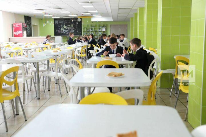 Школьникам Казани будет доступно горячее питание за 45 рублей