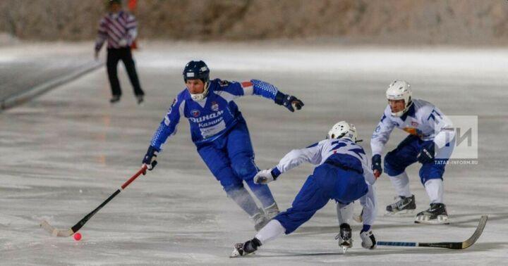 Продолжили беспроигрышную серию: ХК «Динамо-Казань» в гостях победил «Строитель»