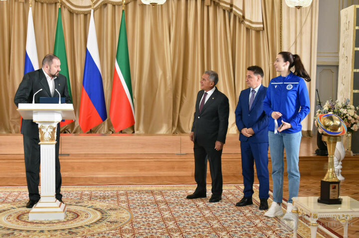 Наставник «Динамо-Казани»: Встречи с Президентом РТ мотивируют игроков