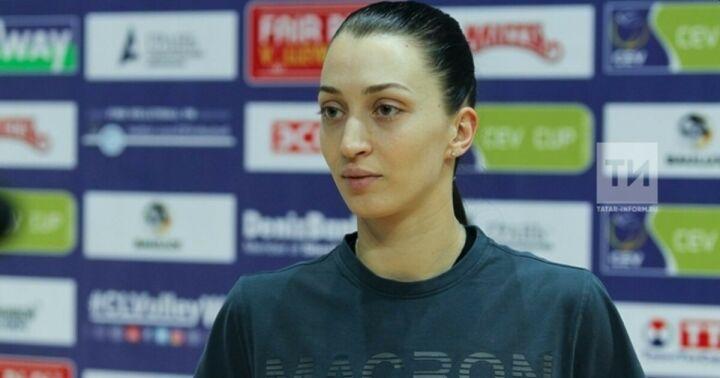 Капитан «Динамо-Казани»: В игре против «Саугеллы» не будет легко, но мы в тонусе