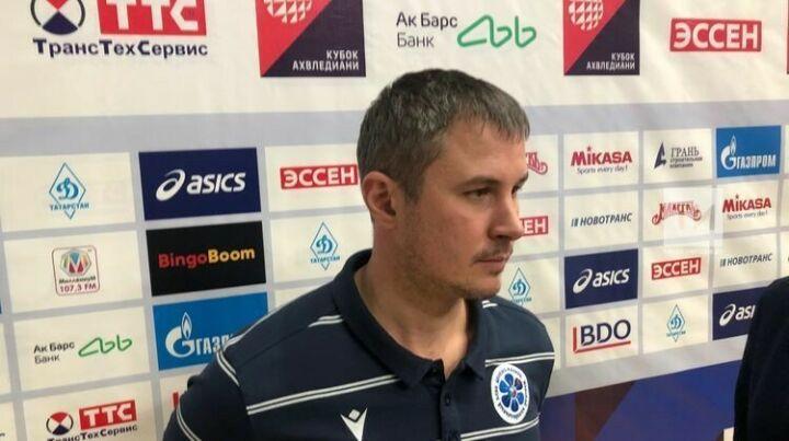 Тренер «Динамо-Казани»: К молодым волейболисткам есть вопросы по игре