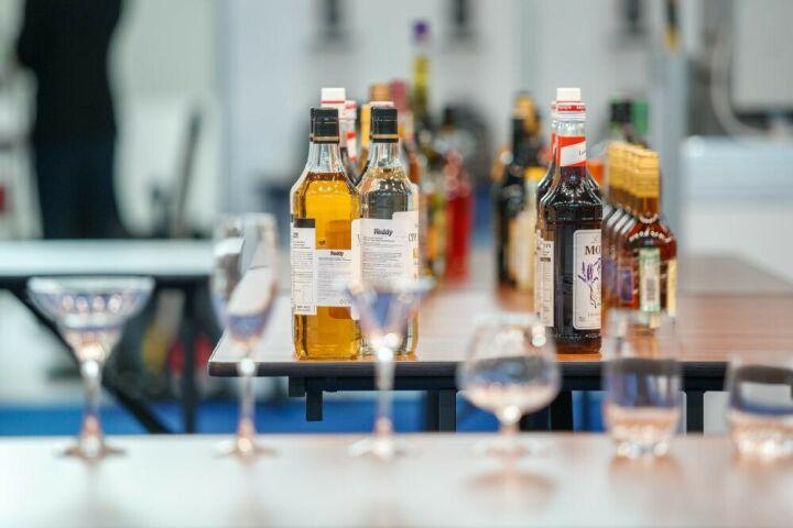 «Татспиртпром» увеличил реализацию алкоголя на 4% за счет федеральных торговых сетей