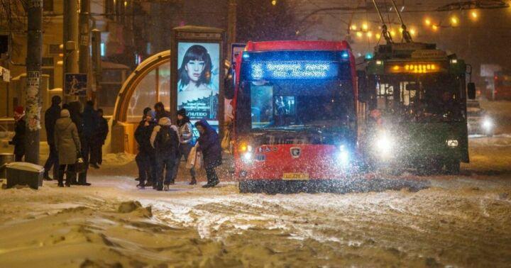 После праздничной службы в Рождество для казанцев организуют спецрейсы