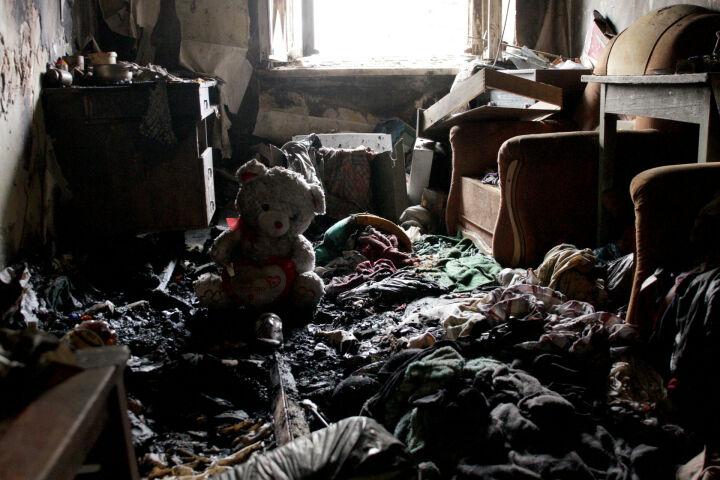 В праздники в Татарстане выросло число погибших на пожарах по сравнению с 2019 годом