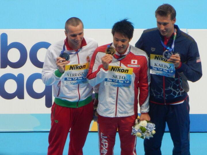 Чемпион мира по плаванию-2015 в Казани дисквалифицирован за супружескую измену