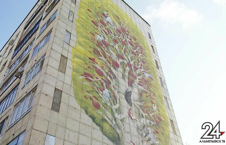 В Альметьевске пройдут экскурсии по арт-объектам города