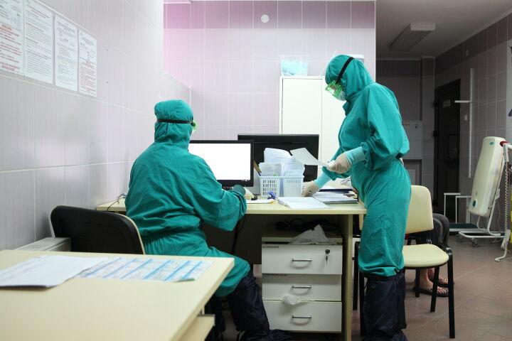 Впервые с июня в Татарстане выявили более 40 новых случаев Covid-19