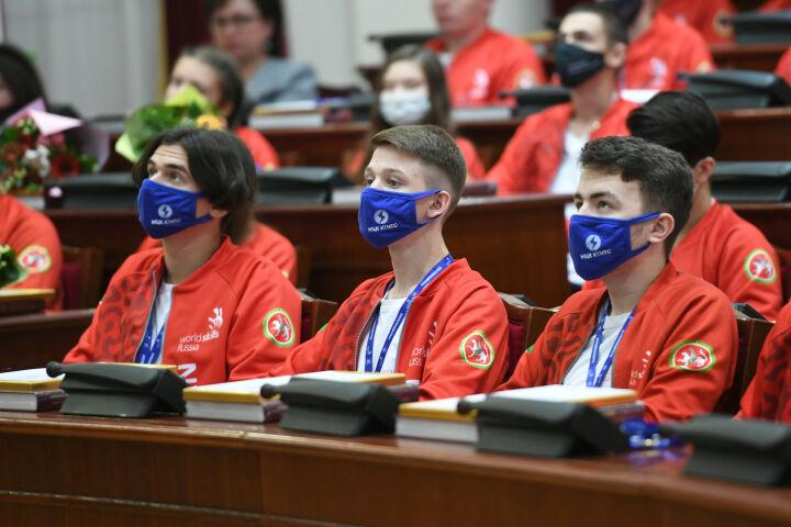 Финалисты WorldSkills Russia из Татарстана получат премии
