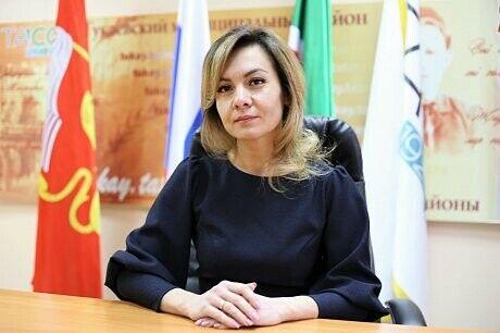 Аппарат совета Тукаевского района возглавила Гульназ Галишина