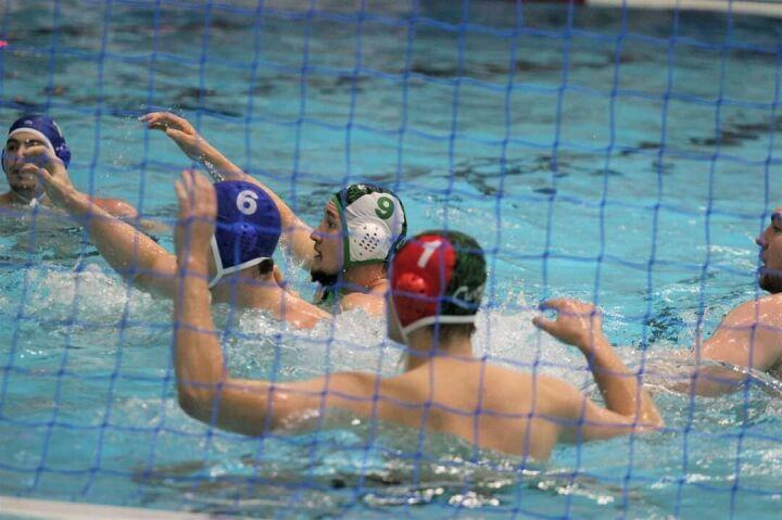 Ватерполисты «Синтеза» разгромили «ЦОП Москомспорт» в перенесенном матче