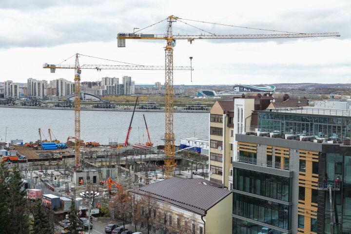 Власти Казани рассказали о самых частых нарушениях охраны труда на стройках