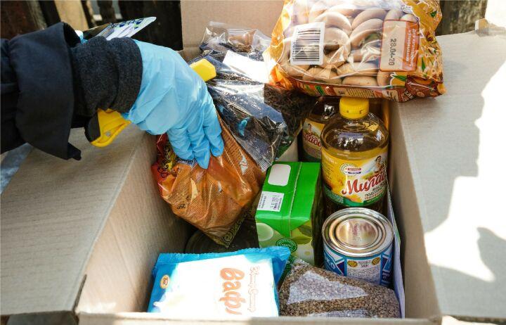 За время акции «Помощь рядом!» 200 тыс. татарстанцев накормили горячими обедами
