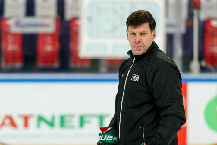Тренер «Ак Барса»: В матче перед паузой в чемпионате должны быть сконцентрированы