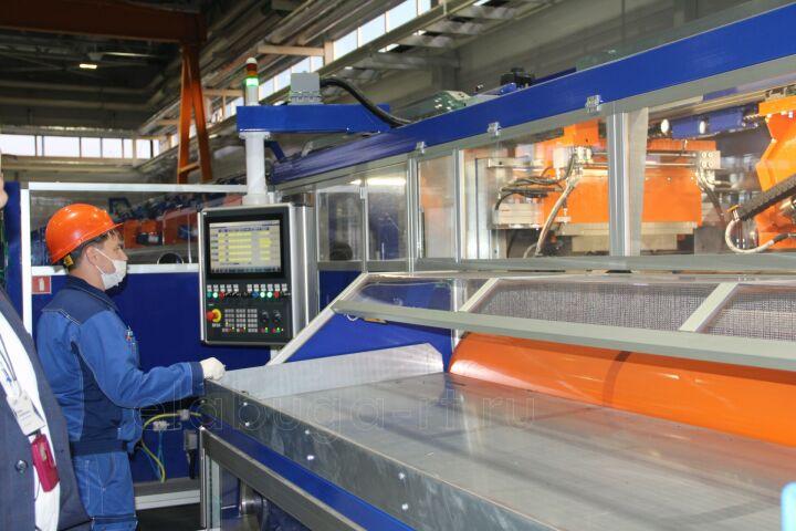 В Елабуге открылся завод по производству конвейерных роликов