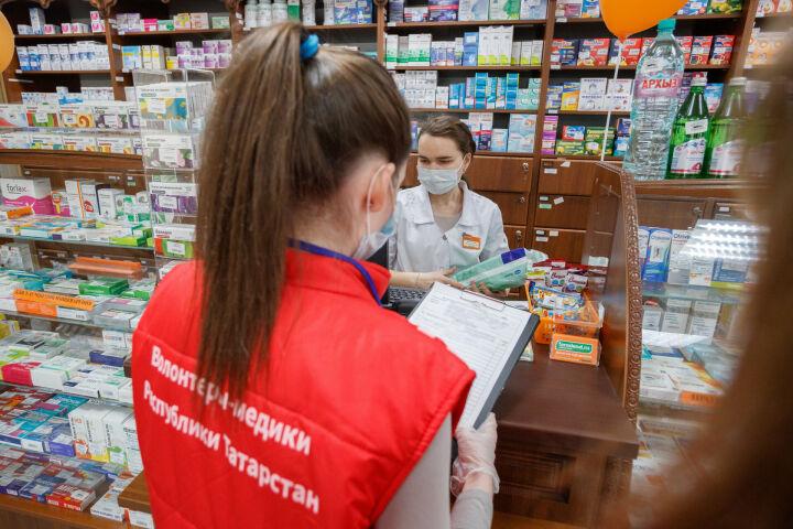 Галимова: Ажиотаж в татарстанских аптеках утихает