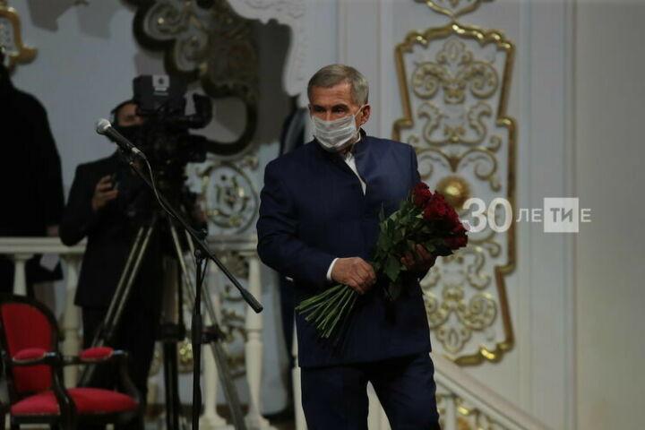 Президент РТ о Борисе Кузнецове: Сегодня мы провожаем великого человека
