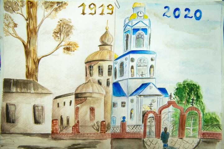 Школьницы из Мензелинска прошли в финал международного православного конкурса