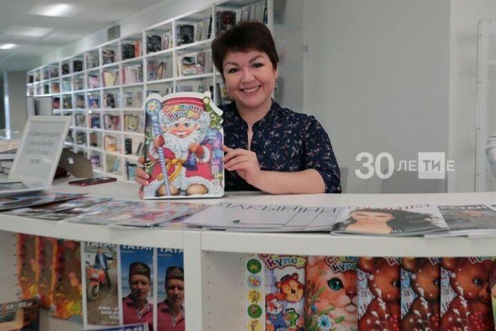 В Национальной библиотеке РТ стартовал зимний книжный фестиваль «Смены»