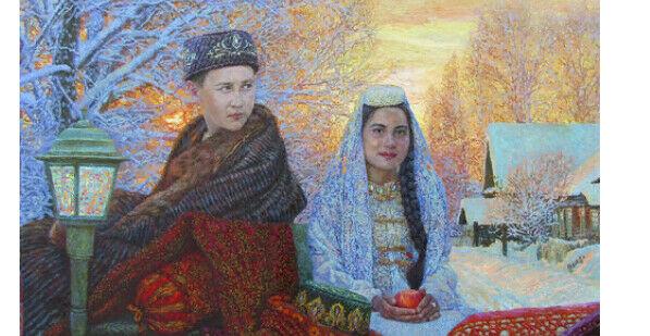 В Казани откроется выставка Анвара Сайфутдинова с портретами знаковых личностей