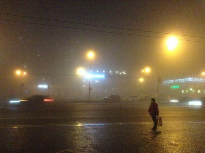 Синоптики Татарстана предупреждают о ночном тумане