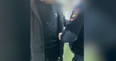 Житель Башкирии попался полицейским в Татарстане с мефедроном в носке