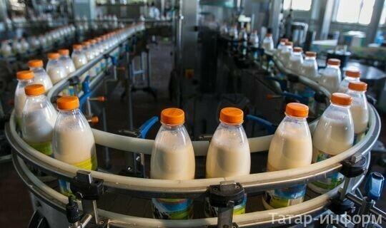 Минсельхоз России отметил лидерство Татарстана по объемам реализации молока