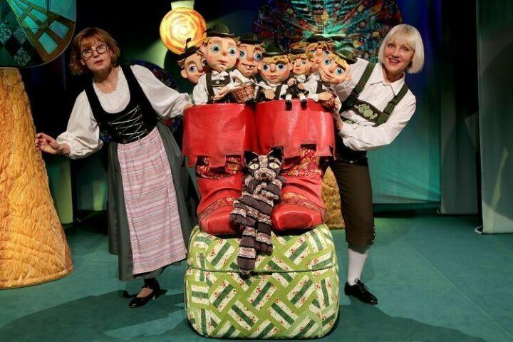В 2021 году в Татарстане планируют провести фестиваль бэби-театров