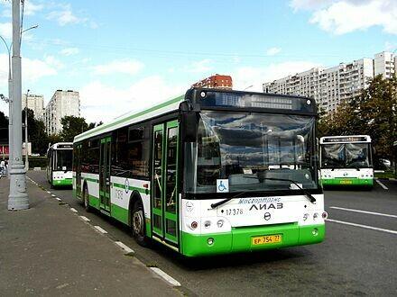 В Набережные Челны прибыли 37 больших автобусов, подаренных Сергеем Собяниным