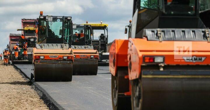 В Нижнекамском районе в 2021 году отремонтируют более 30 километров дорог